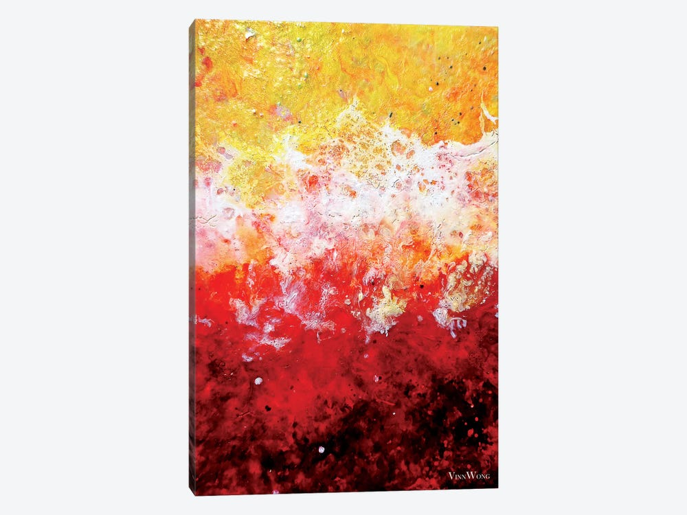 Inner Gardens IX by Vinn Wong 1-piece Canvas Wall Art