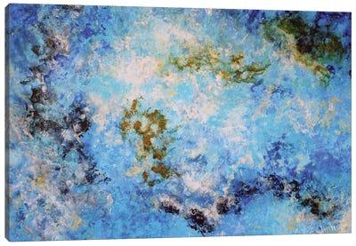 Squall Canvas Art Print