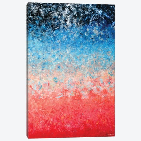 Magical Wildfire Canvas Print #VWO48} by Vinn Wong Canvas Wall Art