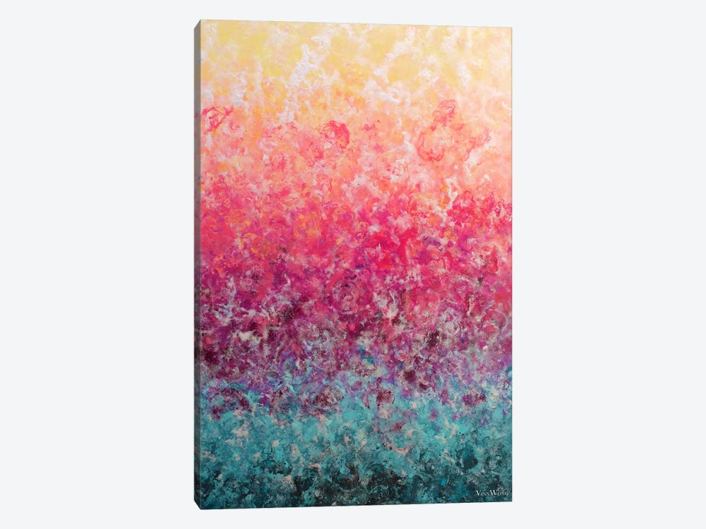 Euphoria by Vinn Wong 1-piece Canvas Art