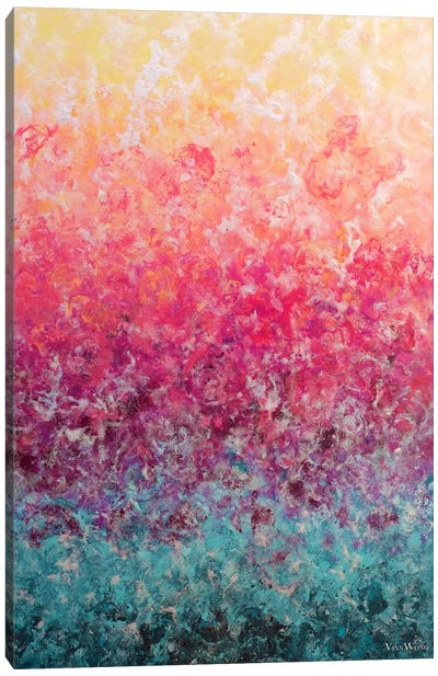 Euphoria Canvas Art Print