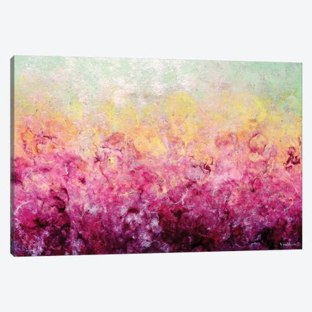 Lover's Plume Canvas Print #VWO55} by Vinn Wong Canvas Artwork
