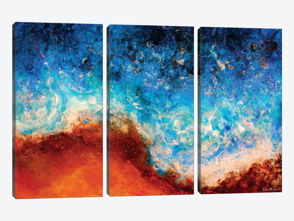 Timelessness by Vinn Wong 3-piece Canvas Artwork
