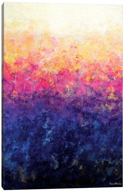 Waking Light Canvas Art Print