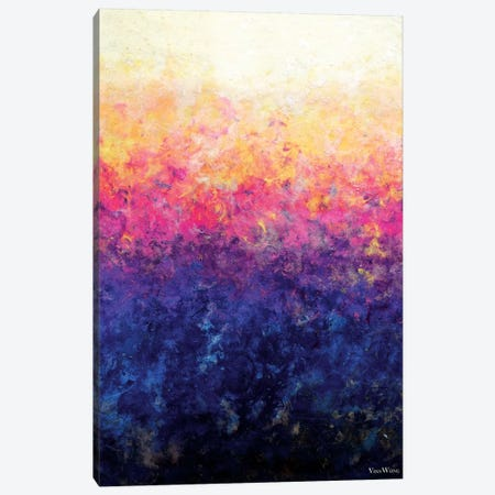 Waking Light Canvas Print #VWO57} by Vinn Wong Canvas Wall Art