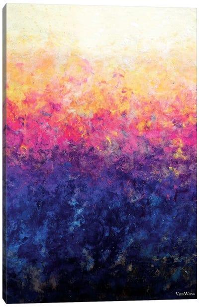 Waking Light Canvas Art Print
