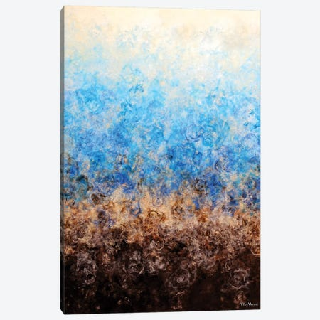 Evermore Canvas Print #VWO59} by Vinn Wong Art Print