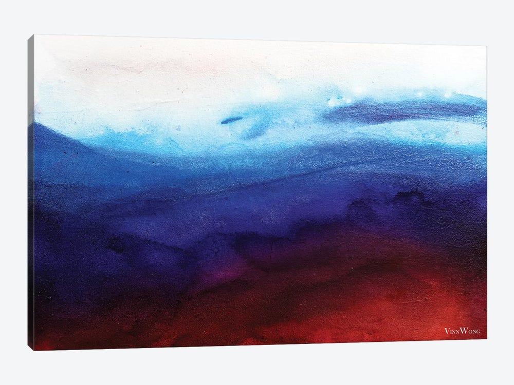 Ruby Tides by Vinn Wong 1-piece Canvas Art Print