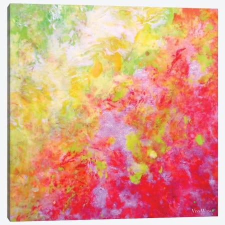 Botanical Garden Canvas Print #VWO62} by Vinn Wong Canvas Art
