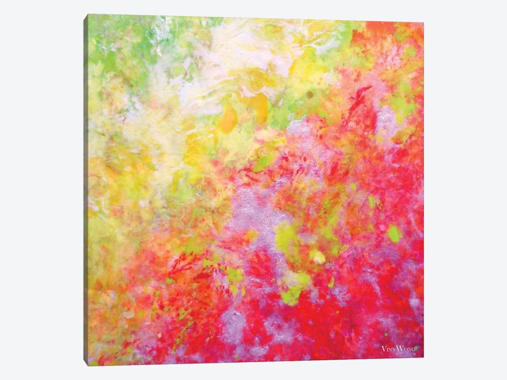 Botanical Garden by Vinn Wong 1-piece Canvas Print
