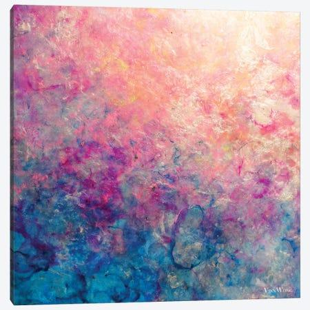 Coastal Sunset Canvas Print #VWO63} by Vinn Wong Canvas Wall Art