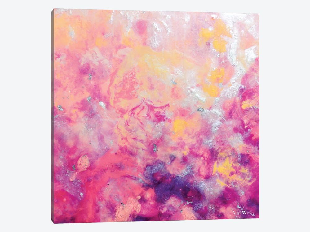 Gentle Flames by Vinn Wong 1-piece Canvas Wall Art