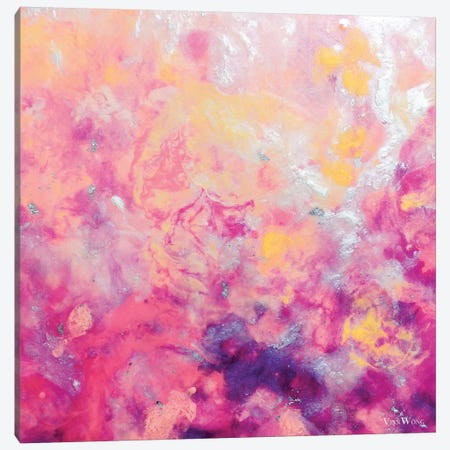 Gentle Flames Canvas Print #VWO72} by Vinn Wong Canvas Art Print
