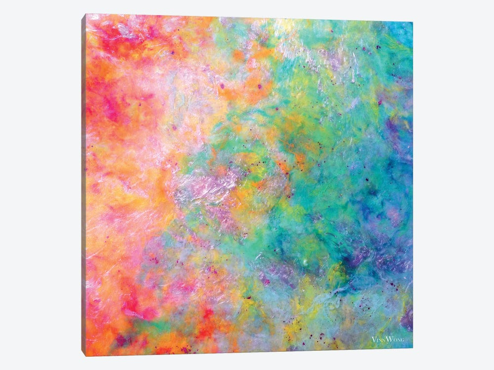 Kiss Of Aether by Vinn Wong 1-piece Canvas Artwork