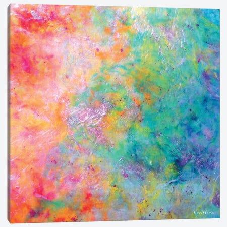 Kiss Of Aether Canvas Print #VWO74} by Vinn Wong Canvas Wall Art