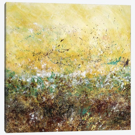 First Bloom Canvas Print #VWO8} by Vinn Wong Canvas Artwork