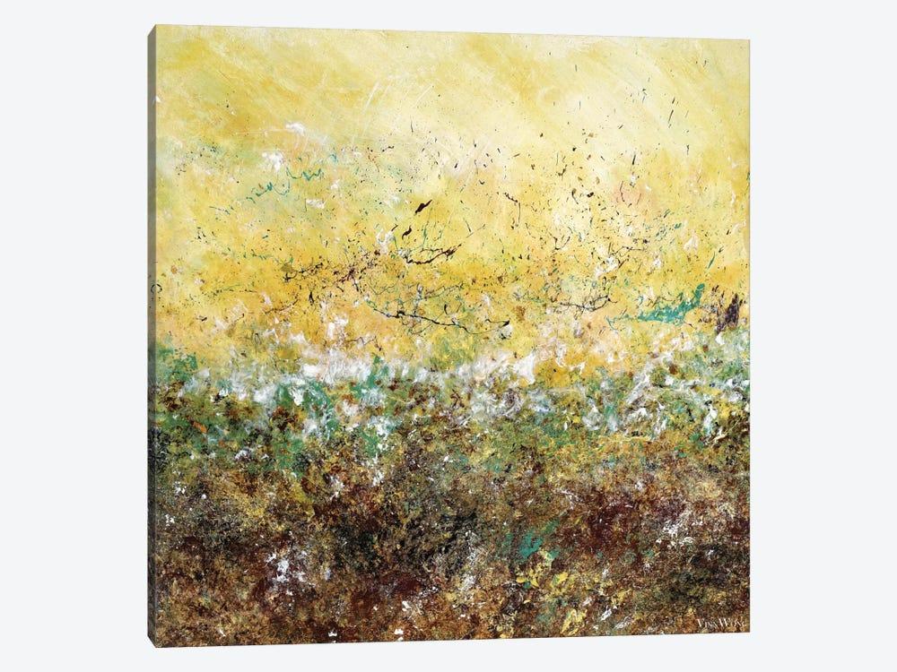 First Bloom by Vinn Wong 1-piece Canvas Wall Art