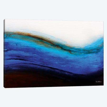 Drift Canvas Print #VWO90} by Vinn Wong Art Print