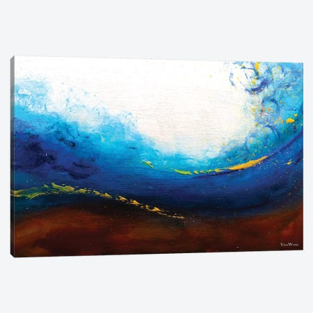 Surge Canvas Print #VWO91} by Vinn Wong Canvas Art Print