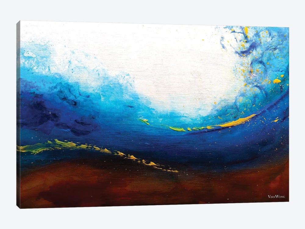 Surge by Vinn Wong 1-piece Canvas Art Print