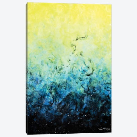 Amaranthine Canvas Print #VWO95} by Vinn Wong Canvas Art