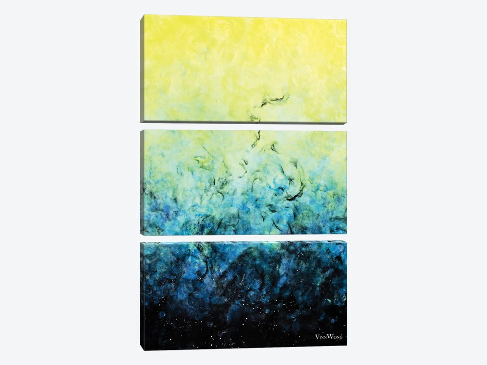 Amaranthine by Vinn Wong 3-piece Art Print