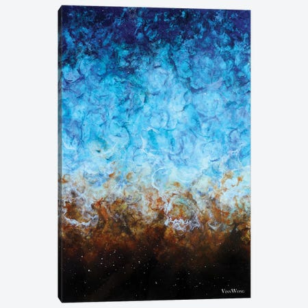 From Sea To Shore Canvas Print #VWO96} by Vinn Wong Canvas Wall Art