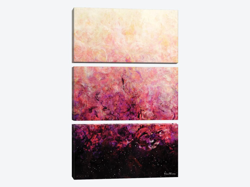 Helia by Vinn Wong 3-piece Canvas Wall Art