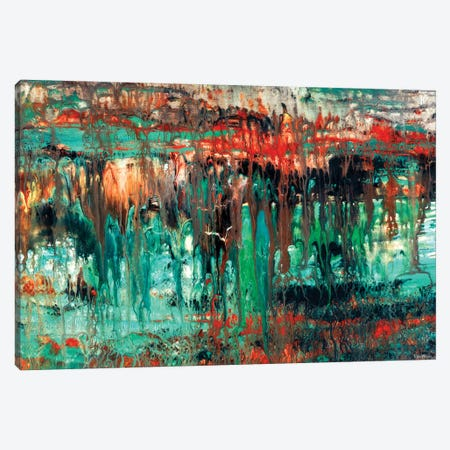 Haunted Canvas Print #VWO9} by Vinn Wong Canvas Art