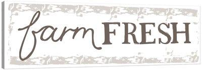 Home Farm - Farm Fresh Canvas Art Print