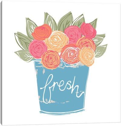 Home Farm - Fresh Canvas Art Print