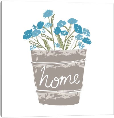 Home Farm - Home Canvas Art Print