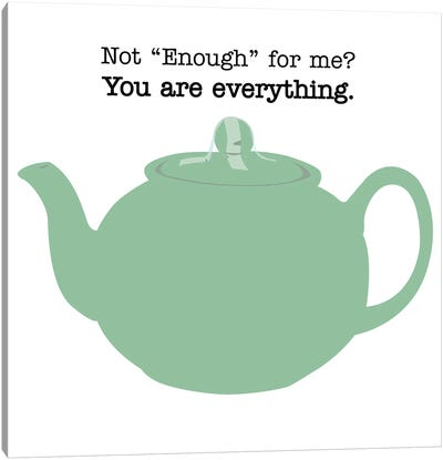 You Are Everything - The Office Canvas Art Print