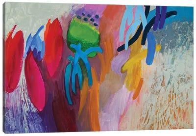Fower Composition Canvas Art Print