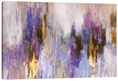 Lilac World. Canvas Art Print