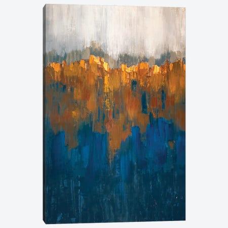Autumn Distance Canvas Print #VZH31} by Vera Zhukova Art Print