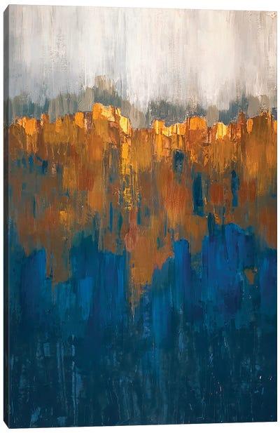 Autumn Distance Canvas Art Print