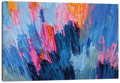 Expression Of Сolor Canvas Art Print