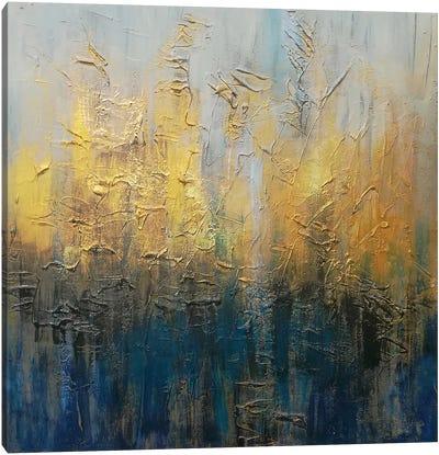 Dawn Of Аorest Dreams Canvas Art Print