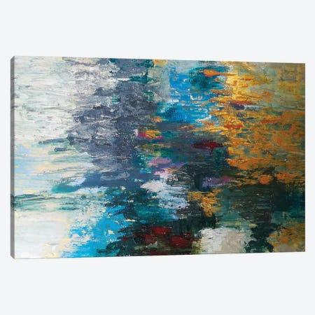 In The Garden Of Eden Canvas Print #VZH36} by Vera Zhukova Canvas Wall Art