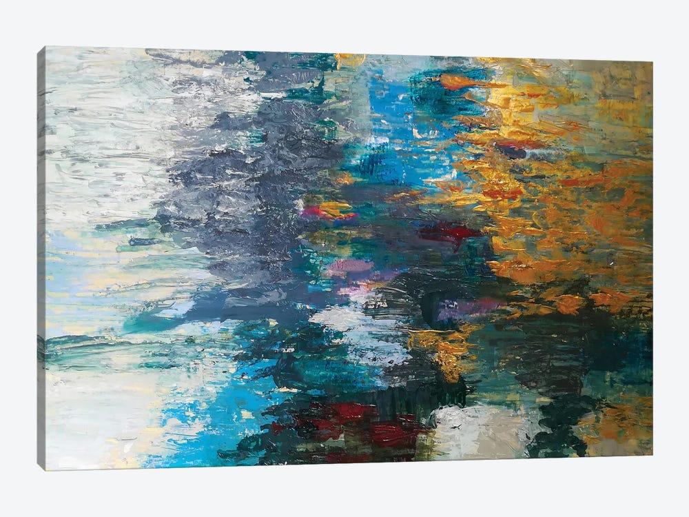 In The Garden Of Eden by Vera Zhukova 1-piece Canvas Artwork