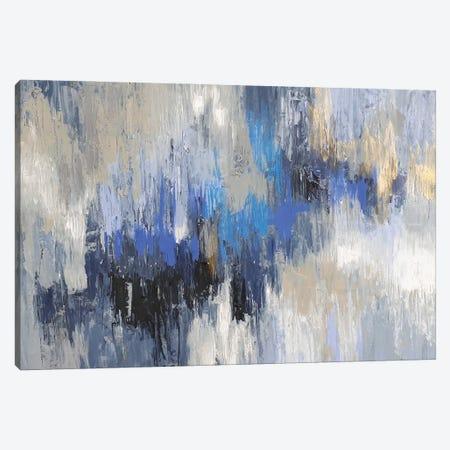 Blue Skylight Canvas Print #VZH37} by Vera Zhukova Canvas Art