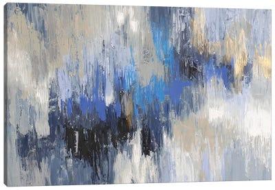 Blue Skylight Canvas Art Print