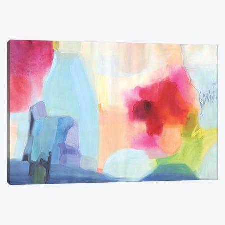 Heavenly Flowers Canvas Print #VZH39} by Vera Zhukova Canvas Print