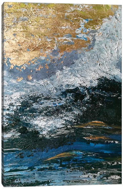 Marine Canvas Art Print