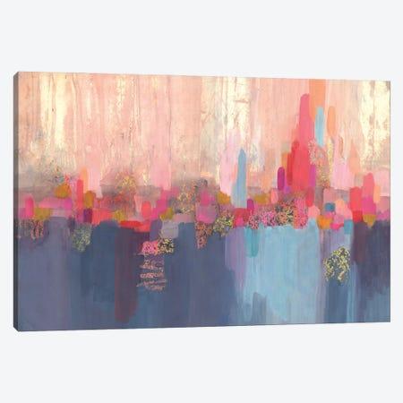 Rain In The City Canvas Print #VZH42} by Vera Zhukova Canvas Art