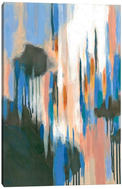 Heavenly Reflections Canvas Art Print