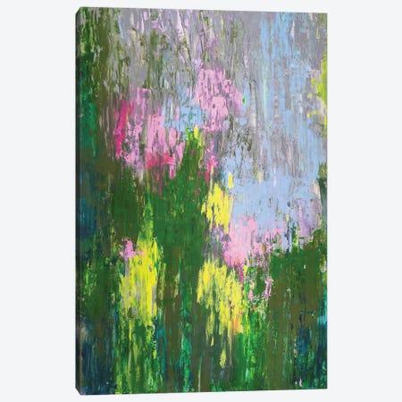 Evening In The Garden Canvas Print #VZH66} by Vera Zhukova Canvas Art Print