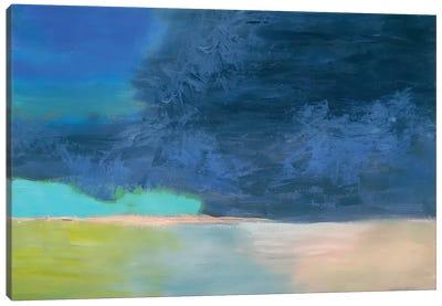 Before The Graze Canvas Art Print