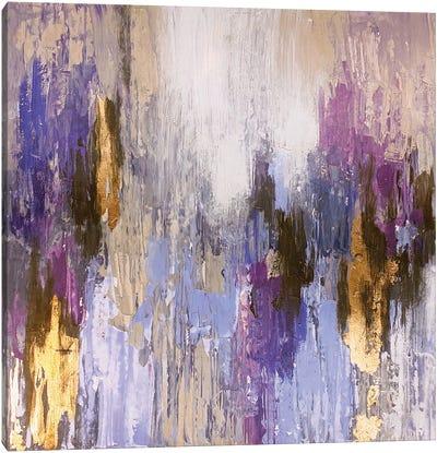 Lilac World Canvas Art Print